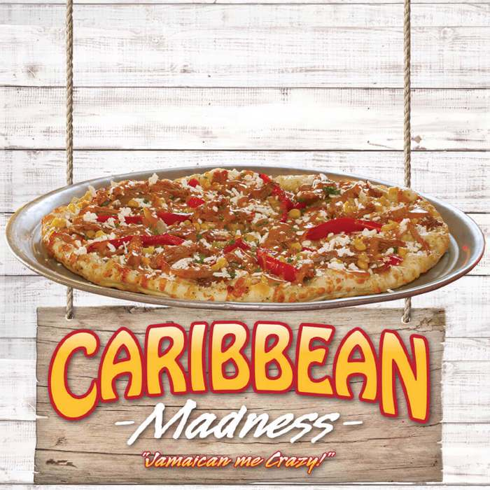 Caribbean Madness at Me-n-Ed's!