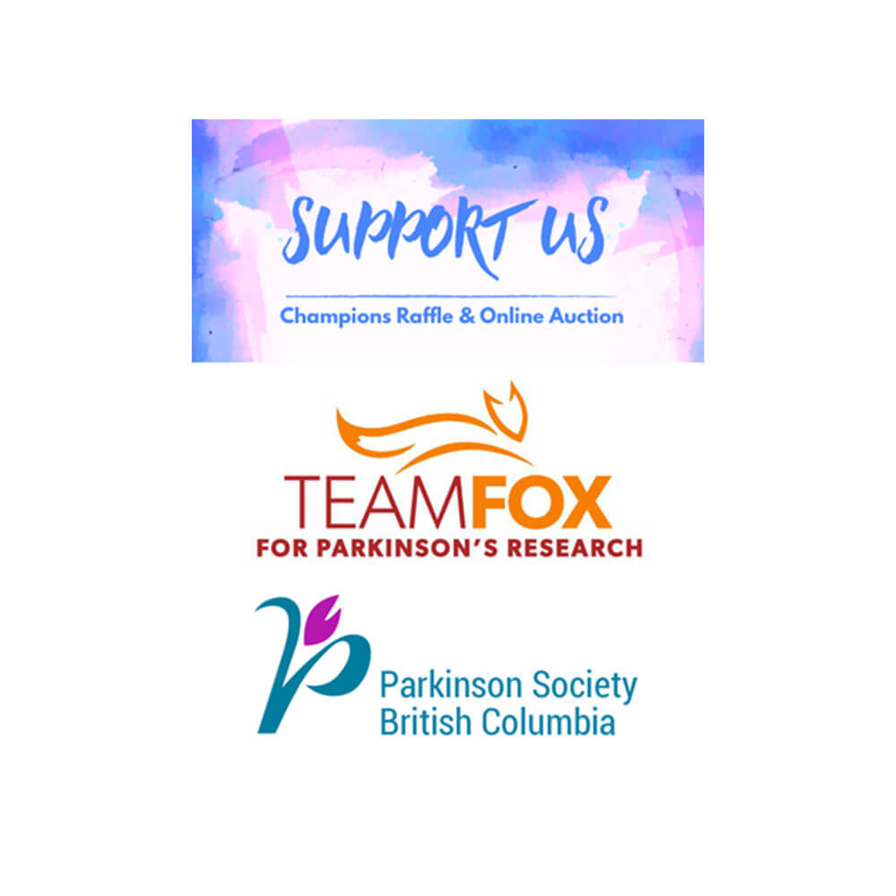 Become a champion for Parkinson's!