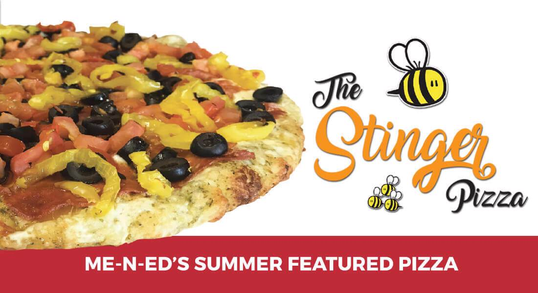 The Stinger Pizza