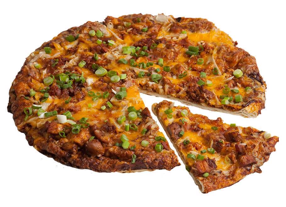 The BBQ Chicken Pizza